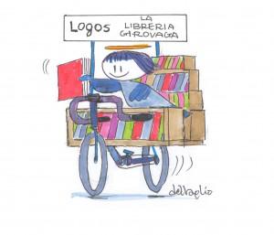 Disegno Paolo del Vaglio - Libreria Logos